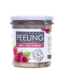 peeling-shea-malina